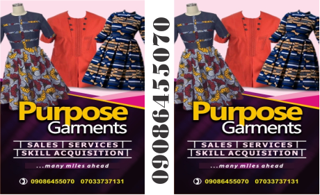 Purpose Garments